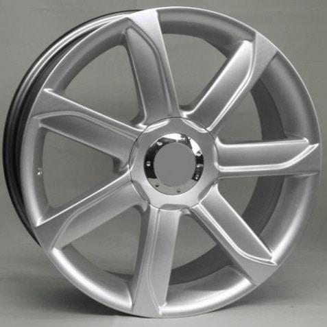 DISKI VW 5x100 R16 (Silver)