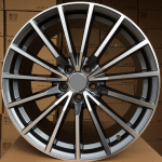 DISKI Audi 5×112 R17 (Grey polished)