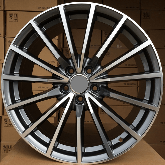 DISKI Audi 5×112 R19 (Grey polished)