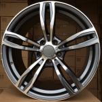 DISKI BMW 5×120 R18 (Grey polished)