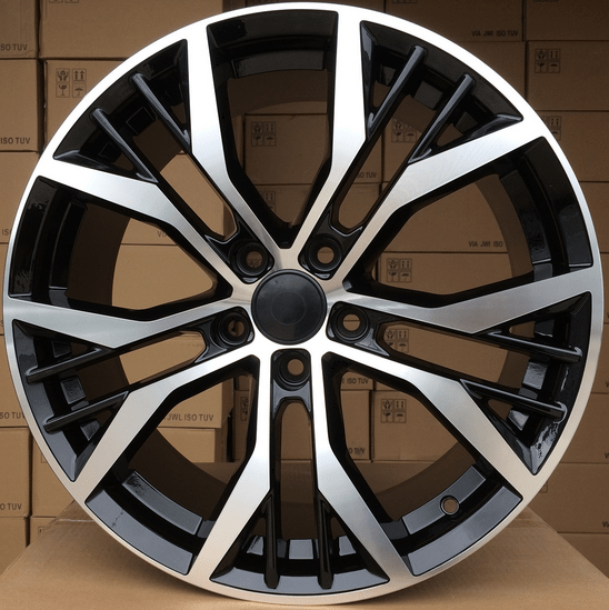 DISKI VW 5×112 R18 (Black polished)