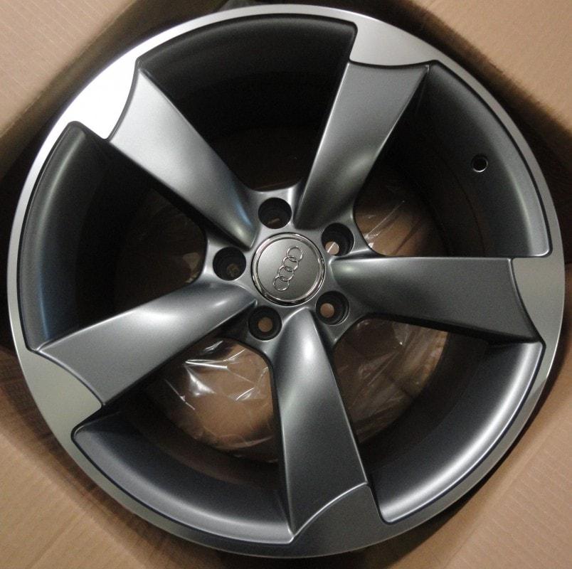 DISKI Audi 5×112 R16 (MG half matt)