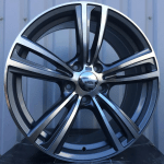 DISKI BMW 5×120 R17 (Grey polished)