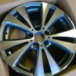 DISKI VW 5×112 R16 (Grey polished)