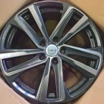 DISKI Opel 5×110 R17 (Grey polished)