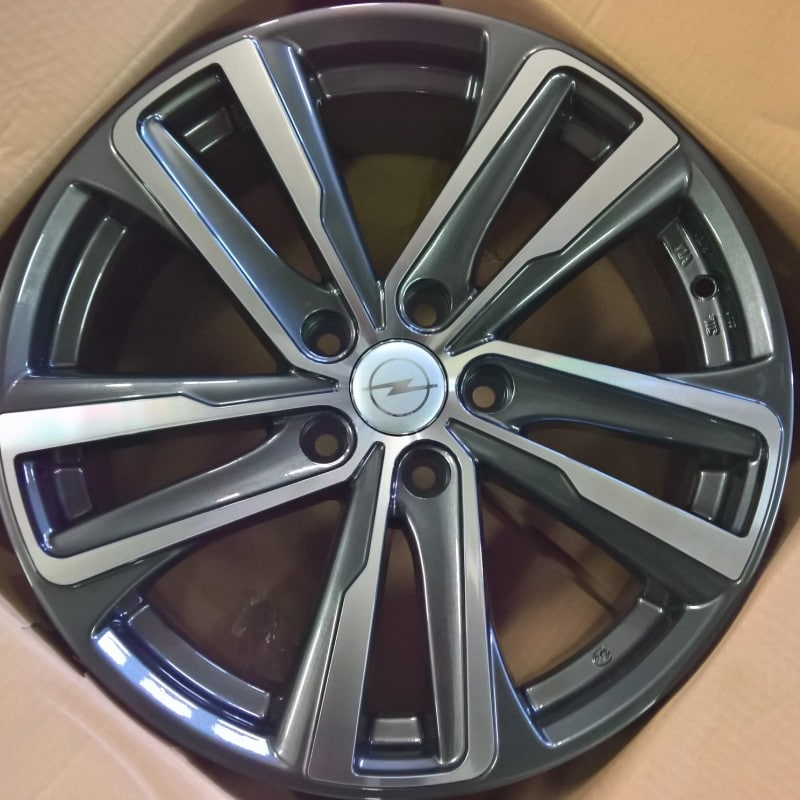 DISKI Opel 5x110 R17 (Grey polished)
