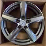 DISKI OPEL R16 5×110 (Grey polished)