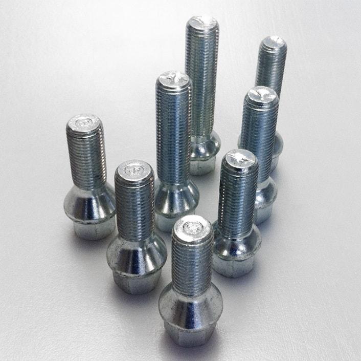 Riteņu skrūves 12x1,50 (28-50mm)