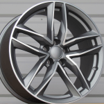 DISKI Audi 5×112 R19 (MG matt)