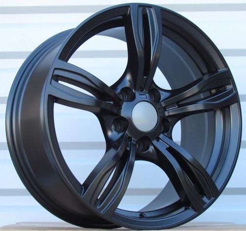 DISKI Racingline BMW 5×120 R18 (Black matt)