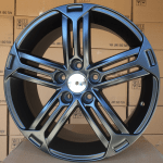DISKI VW 5×112 R17 (Black half matt)