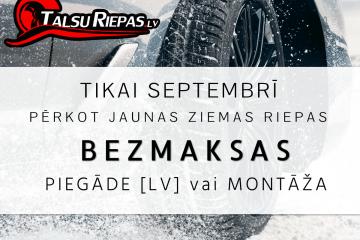BEZMAKSAS Montāža/Piegāde (LV)
