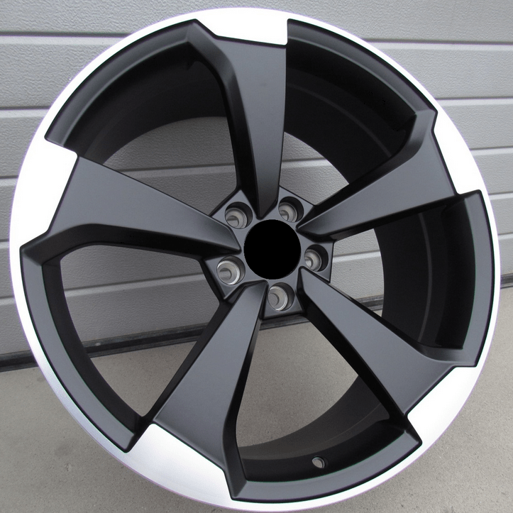 DISKI Racingline Audi 5×112 R18 (MB half matt)