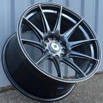 DISKI 5×114.3 R18 (Dark shining) (Rear+Front)