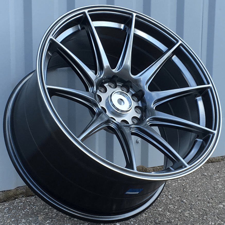 DISKI BMW 5×120 R18 (Dark shining) (Rear+Front)