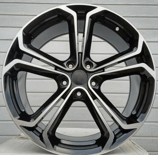 DISKI Opel 5×120 R18 (Black polished)