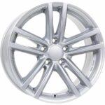 Diski R16 5×120 J7 ET40 Alutec X10 polar-silver