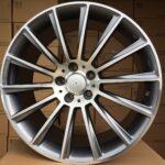 Diski R19 5×112 J8.5 ET44 Racingline MER Grey Polished