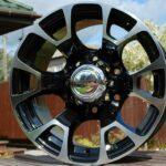 Diski R15 6×139.7 J8 Racingline 4X4 Black Polished