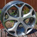 Diski R15 4×108 J6.5 ET49 Racingline FORD Grey Polished