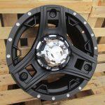 Diski R15 6×139.7 J8 Racingline 4X4 Black Matt