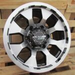 Diski R15 6×139.7 J8 ET13 Racingline 4X4 Black Polished