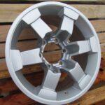 Diski R16 6×139.7 J8 Racingline 4X4 Silver