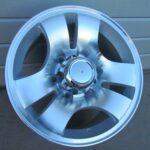 Diski R15 6×139.7 J7 Racingline 4X4 Silver Polished