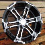 Diski R15 6×139.7 J8 ET20 Racingline 4X4 Black Polished