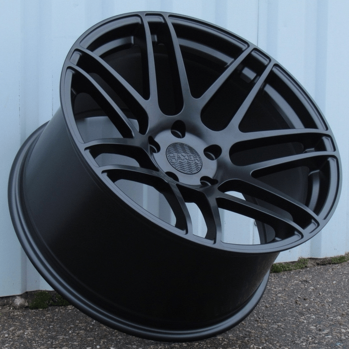 DISKI Haxer 5×120 R19 (Pearl black) 2+2