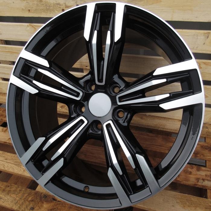 DISKI BMW 5×120 R18 (Black polished)