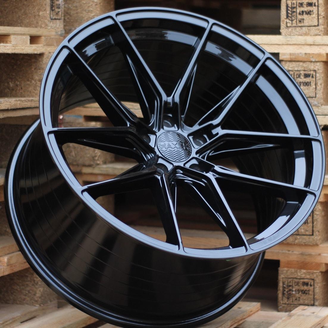 DISKI Haxer 5×108 R19 (Black)