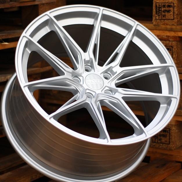 DISKI Haxer 5×120 R19 (Silver shining) 2+2